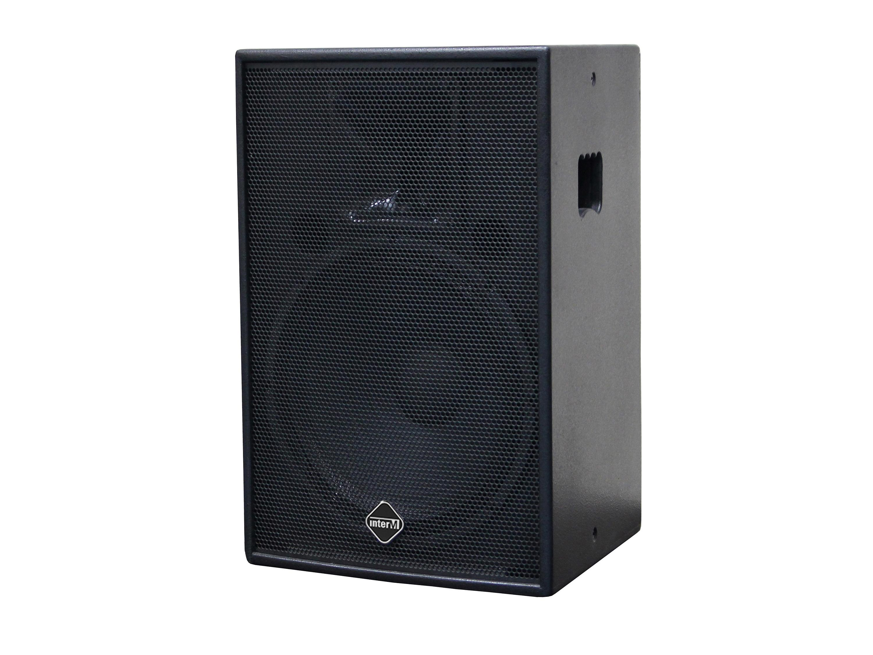 SQ-15K 15 inch 2Way 450W Passive Compact Multi-purpose Loudspeaker/54Hz-20kHz by Inter-M
