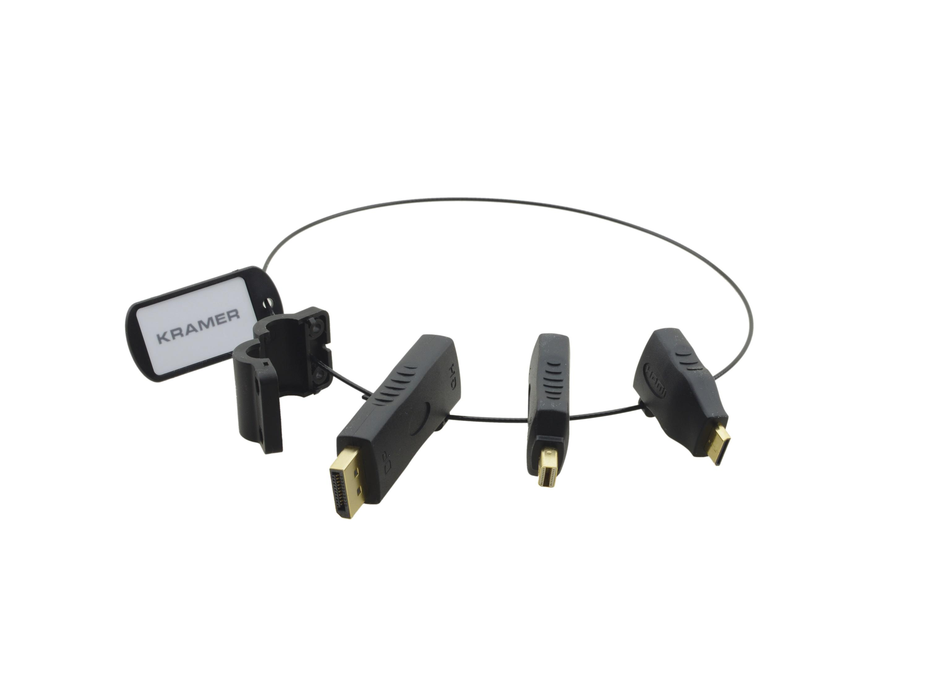 AD-RING-3 HDMI Adapter Ring - 3 by Kramer