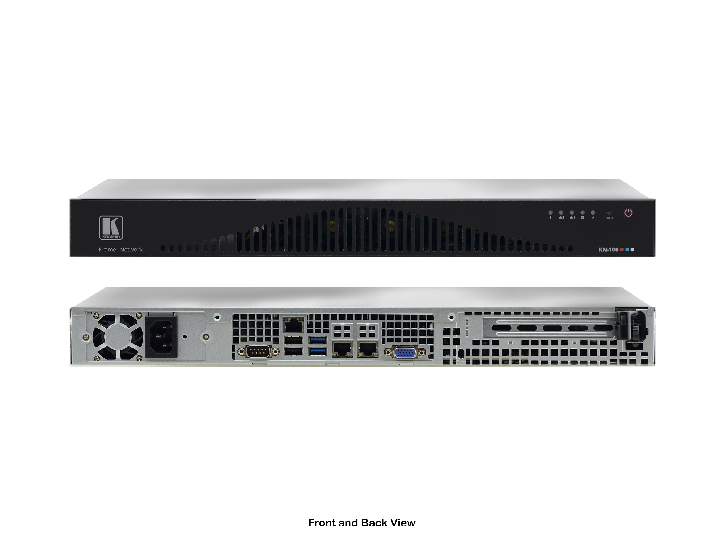 KN-100 Network Powered Server with Pre-installed Management Software by Kramer