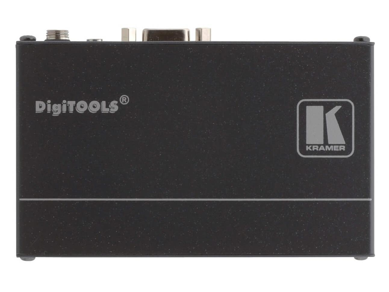 TP-580R 4K/60 4x2x0 HDMI HDCP 2.2 Receiver with RS-232/IR over Long-Reach HDBaseT by Kramer