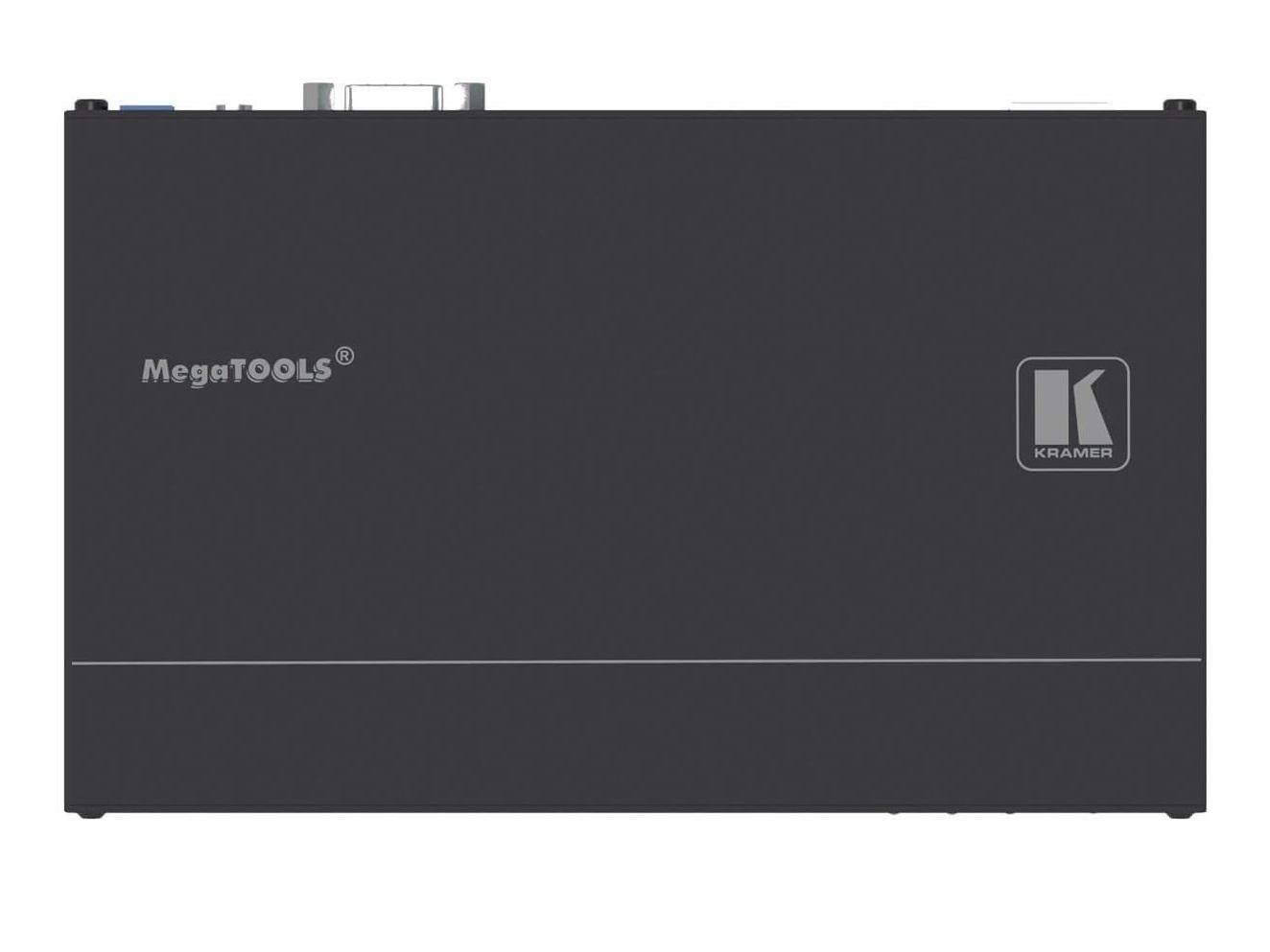 TP-780TXR 4K HDMI/Ethernet/RS-232/IR HDBaseT Twisted Pair Transmitter/PoE by Kramer