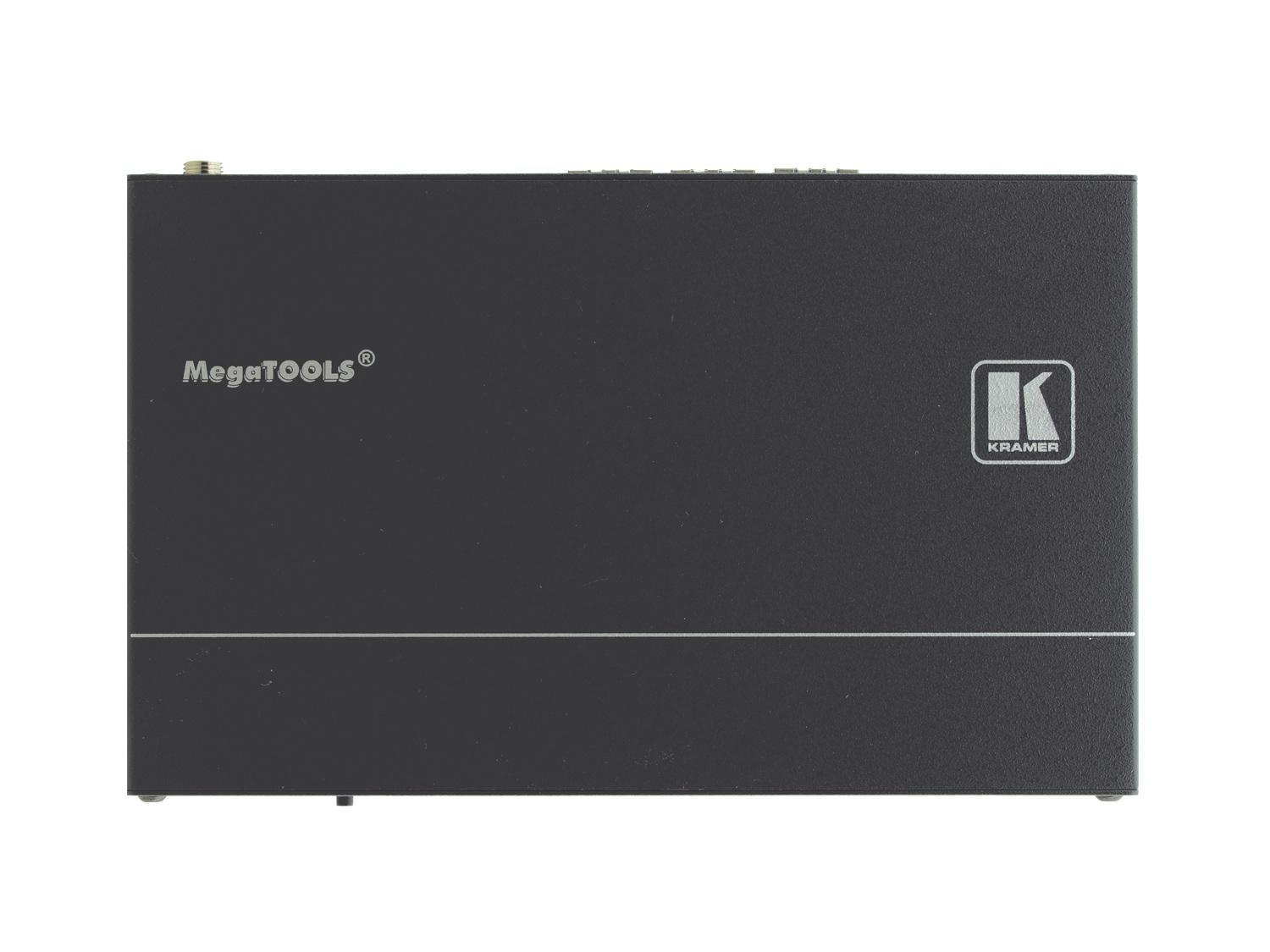 VM-3HDT 1x3plus1 4K60 4x2x0 HDMI to Long-Reach HDBaseT Distribution Amplifier by Kramer