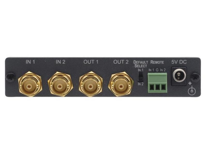 VS-211HDxl 2x1x2 3G HD-SDI Automatic Standby Switcher by Kramer