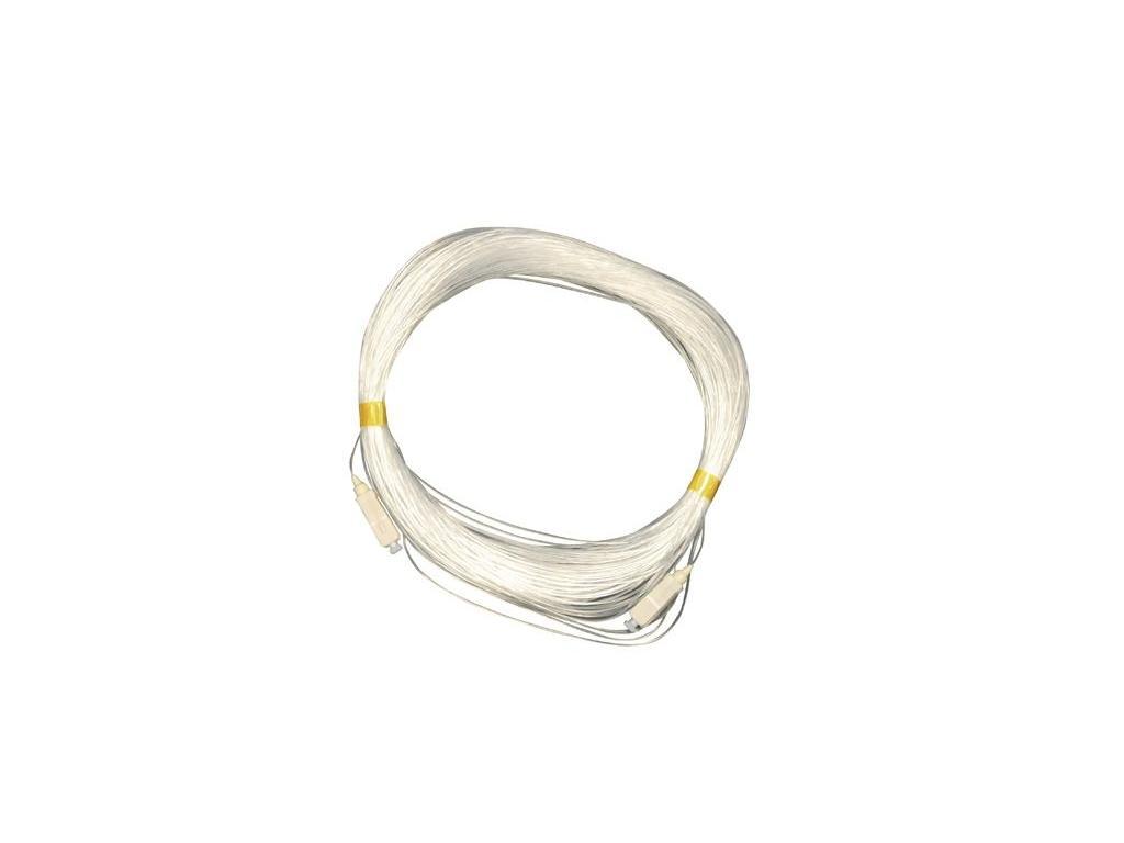 C-SC/SC/OM3-246 SC (M) to SC (M) OM3 Fiber Optic Cable - 246ft by Kramer