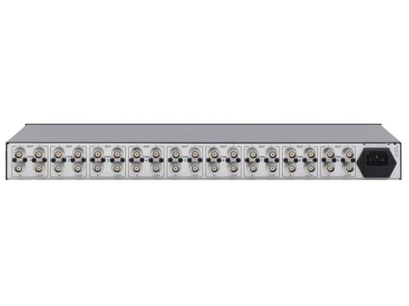 VM-92-b 9 Channel Multi-Mode Video Distribution Amplifier by Kramer