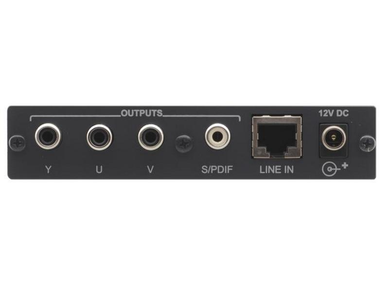 TP-42 Component Video and S/PDIF Audio over Twisted Pair Receiver by Kramer