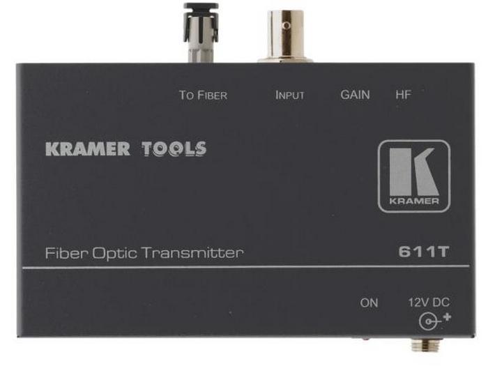 611T Composite Video Optical Transmitter by Kramer