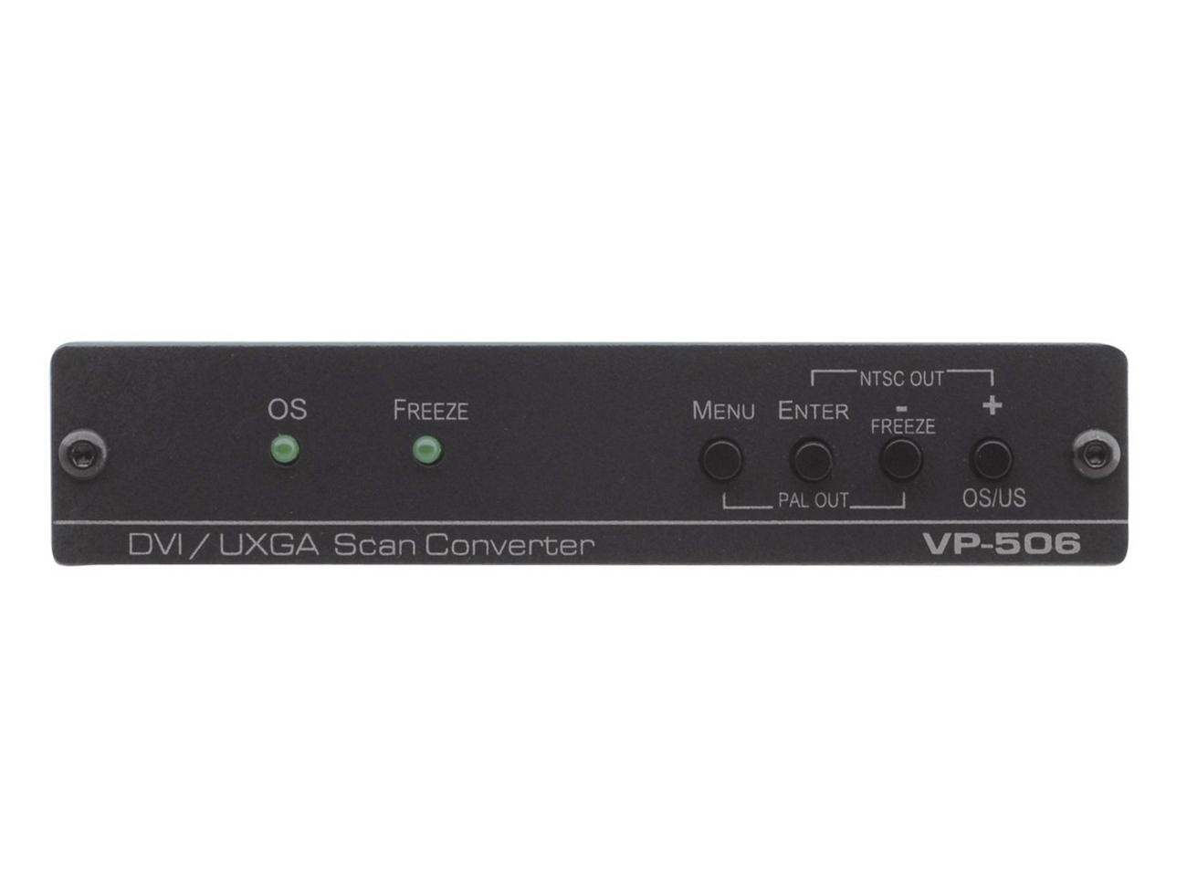 VP-506 DVI and Computer Graphics Video Scan Converter by Kramer