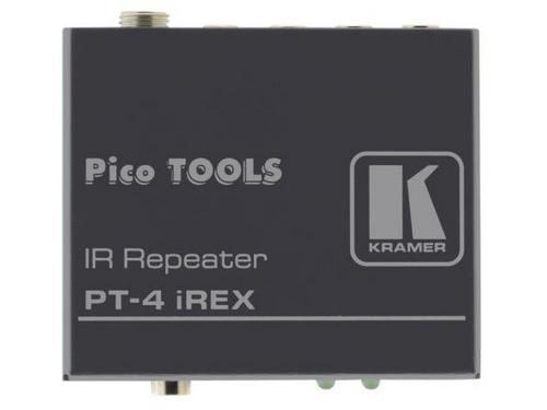PT-4iREX Infrared Repeater with External IR Sensor Input by Kramer
