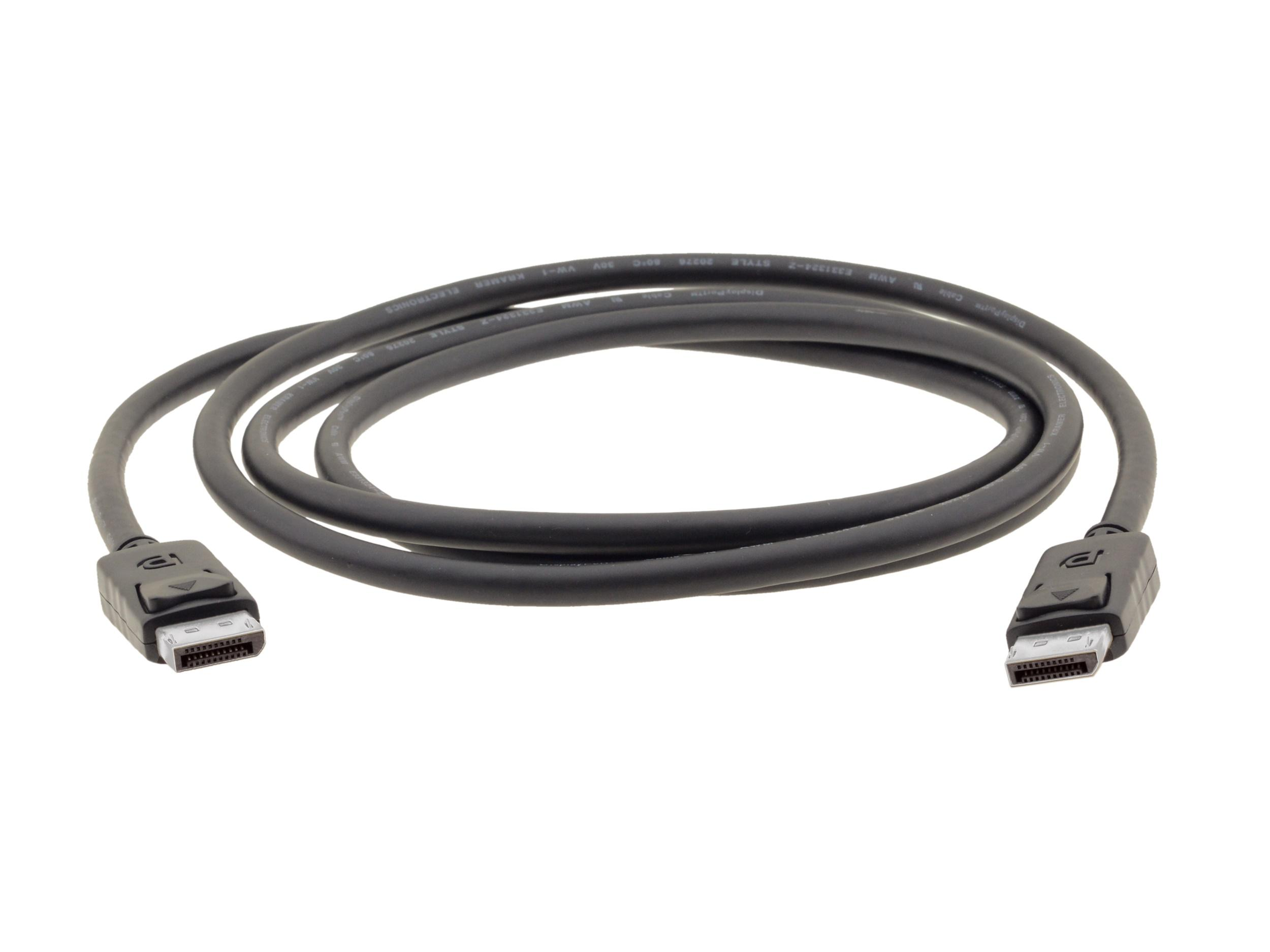 C-DP-50 50ft/15.2m DisplayPort (M) to DisplayPort (M) Cable by Kramer