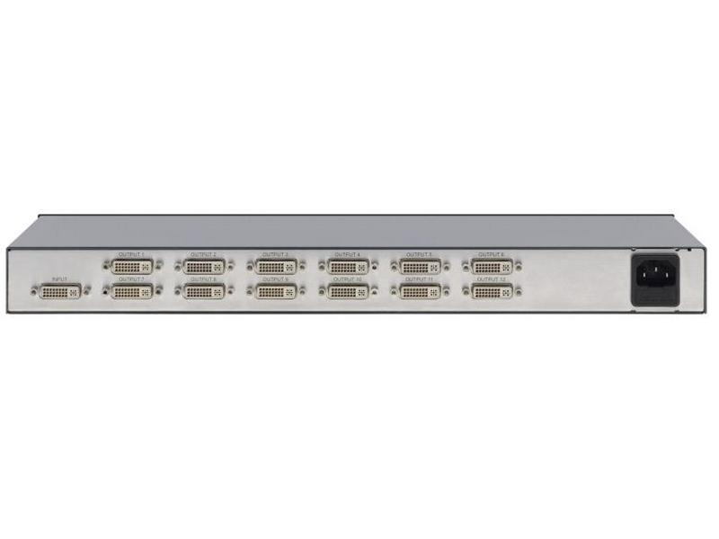 VM-12HDCP 1x12 HDCP Compliant DVI Distribution Amplifier by Kramer