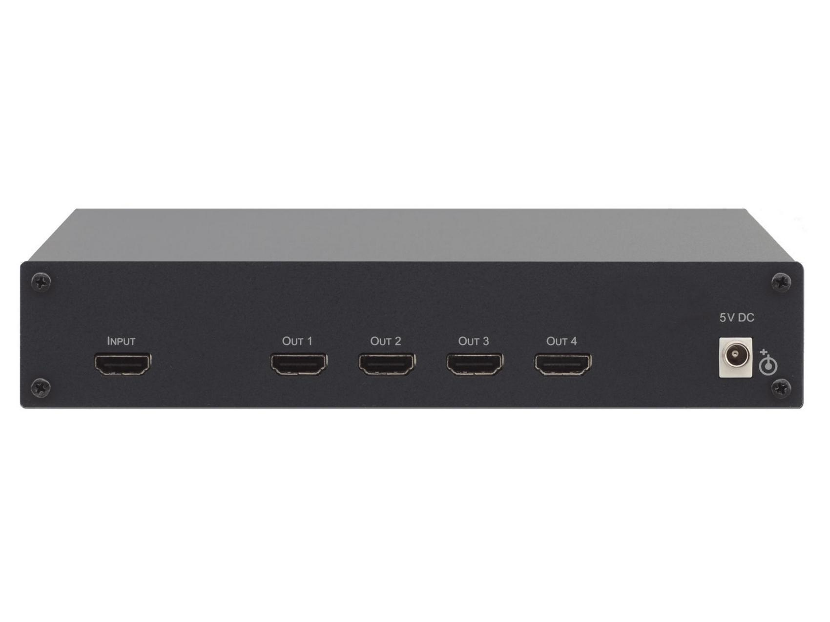 VM-4HC 1x4 HDMI Distribution Amplifier by Kramer