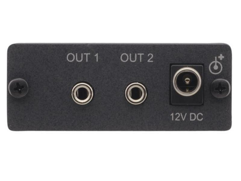 PT-102AN 1x2 Stereo Audio Distribution Amplifier by Kramer