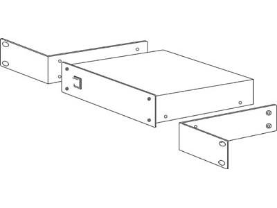 RK-MEDN 19-Inch Rack Adapter for Selected Desktop Models by Kramer
