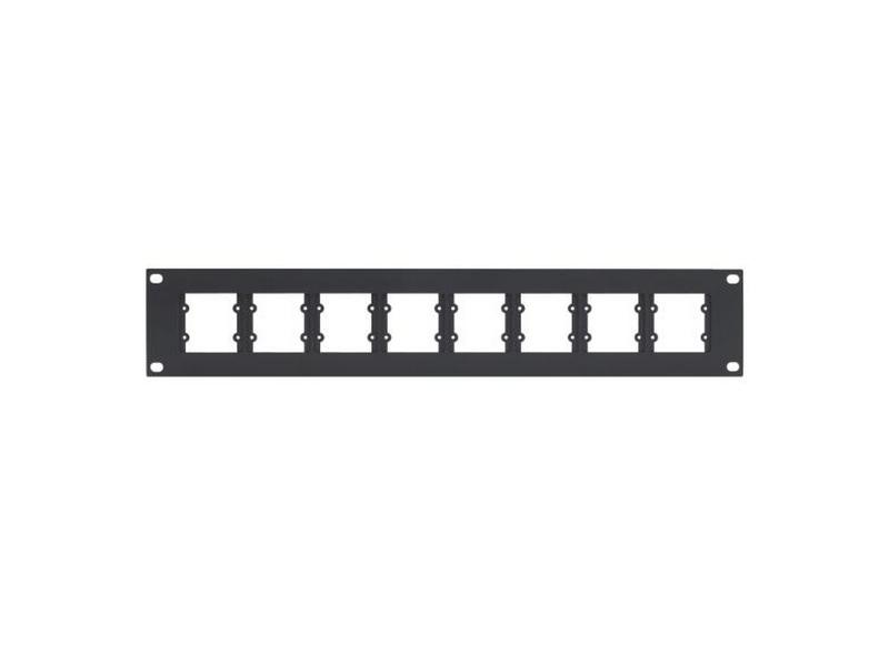 RK-WP16 19-Inch Rack Adapter for Single and Double Wall Plate Inserts by Kramer
