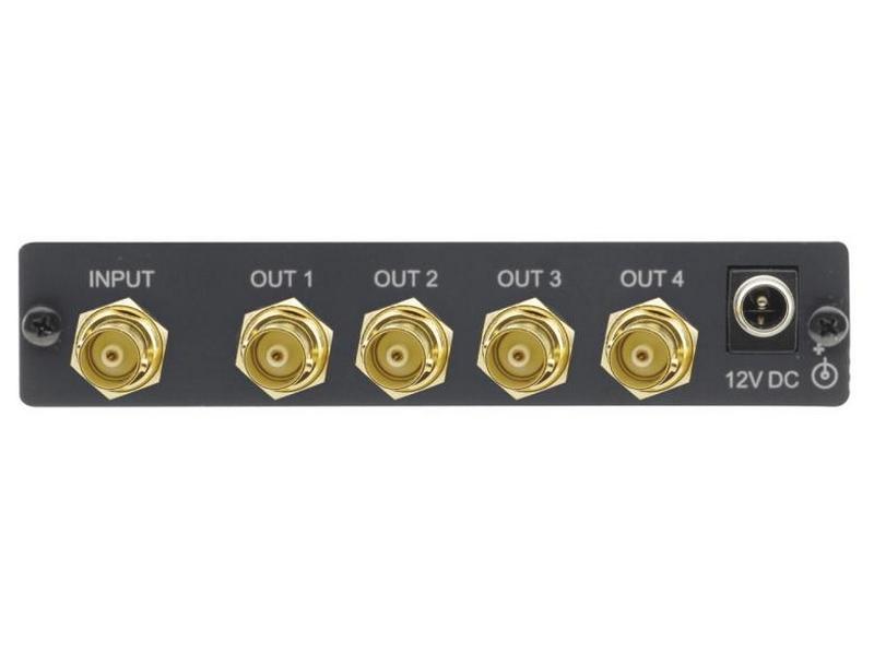 VM-4HDxl 1x4 3G HD-SDI Video Distribution Amplifier by Kramer