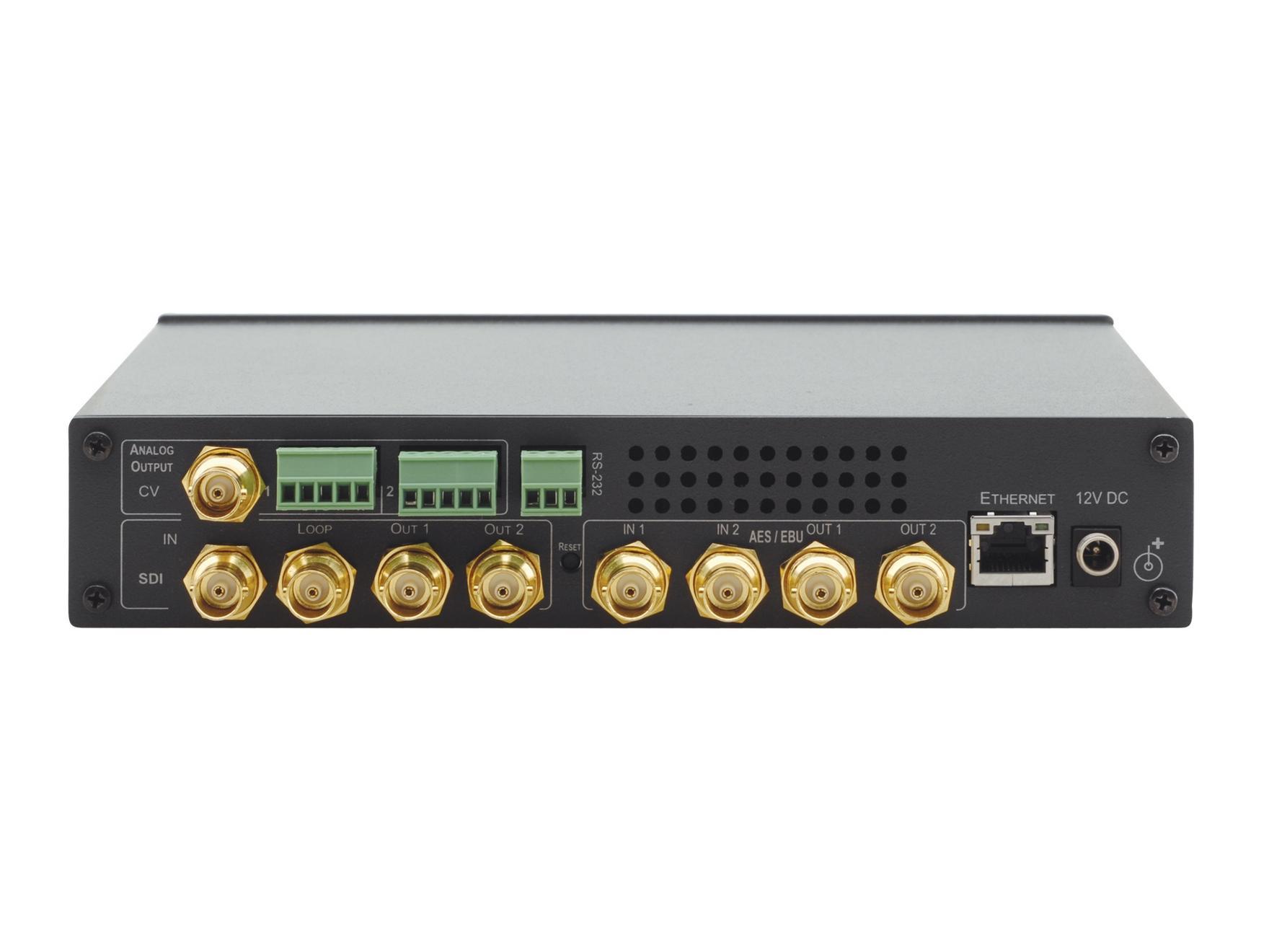FC-340S 3G HD-SDI Scaler/Embedder/Scan Converter by Kramer