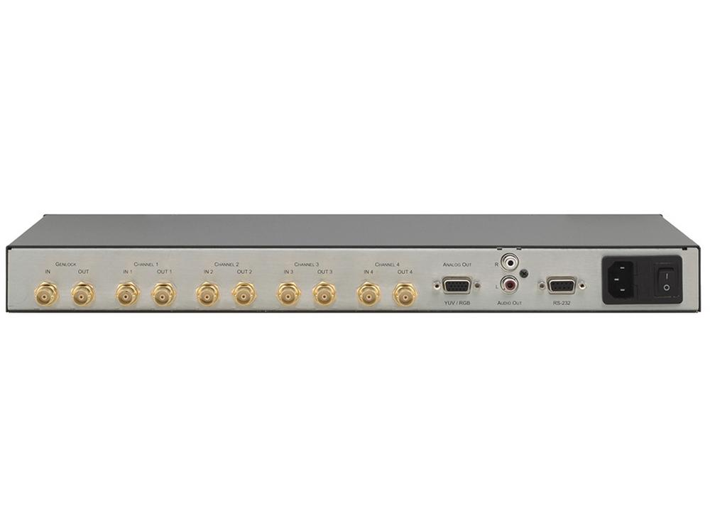 SP-4D 4-Channel HD-SDI Synchronizer by Kramer