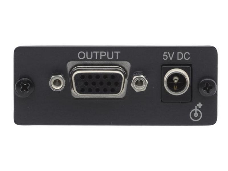 VA-1VGAN VGA Video EDID Emulator by Kramer