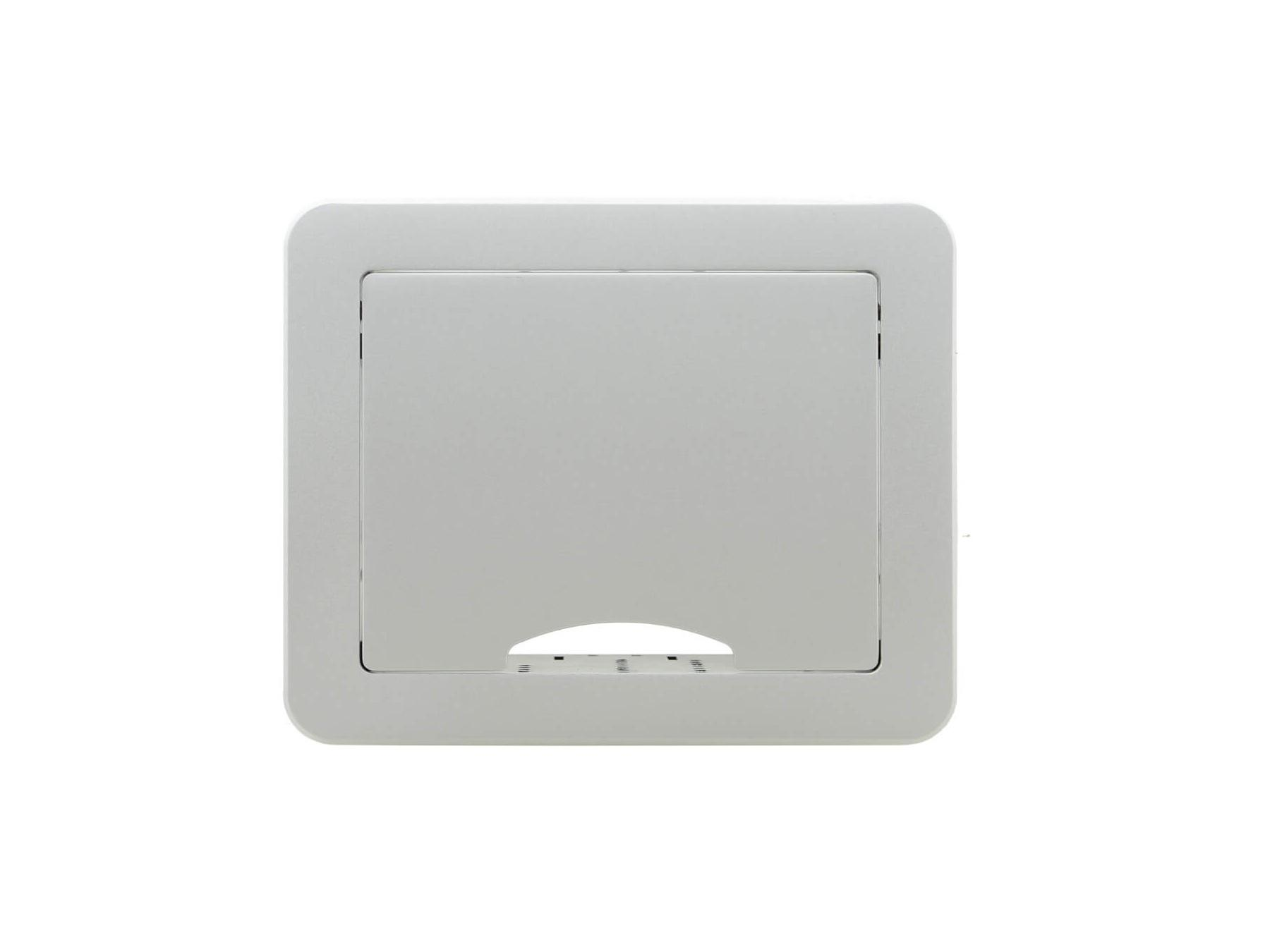 TBUS-1Axl(BC) Table Mount Modular Multi-Connection Solution/Brushed Clear by Kramer