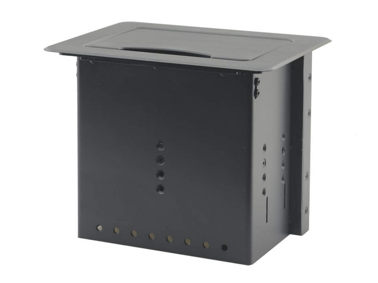 TBUS-5xl(B) Table Mount Modular Multi-Connection Solution/Black by Kramer