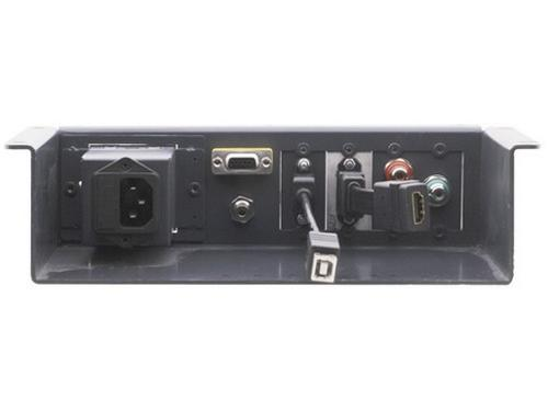 UTBUS-1xl Under-the-Table Modular Multi-Connection Solution Enclosure by Kramer