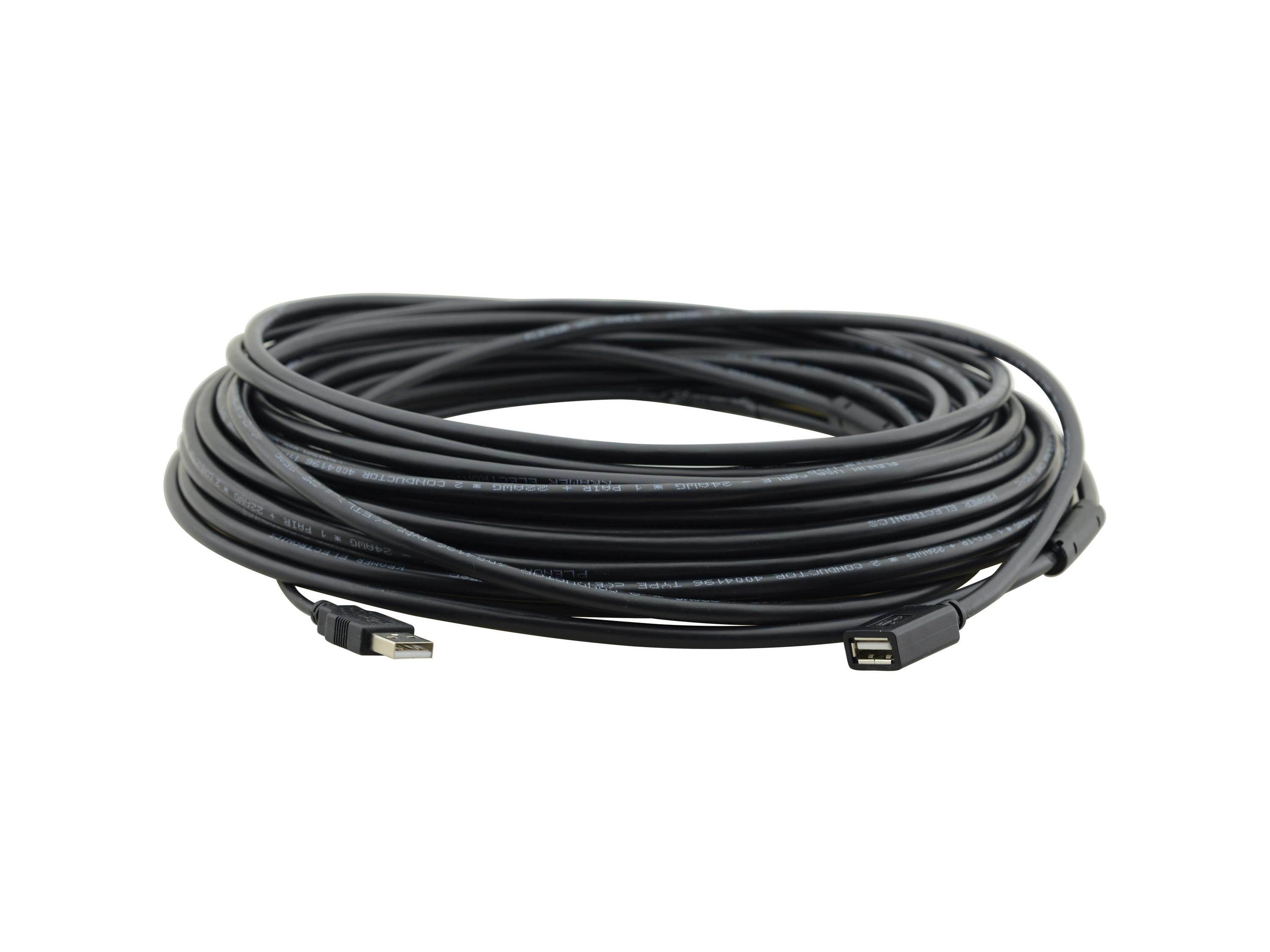 CA-UAM/UAF-65 USB Active Extender Cable - 65ft by Kramer