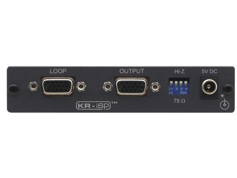 VP-210K 1x1 VGA Video Line Amplifier by Kramer