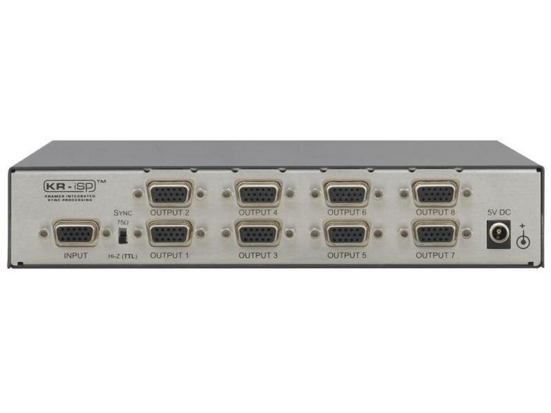VP-8K 1:8 VGA Video Distribution Amplifier by Kramer