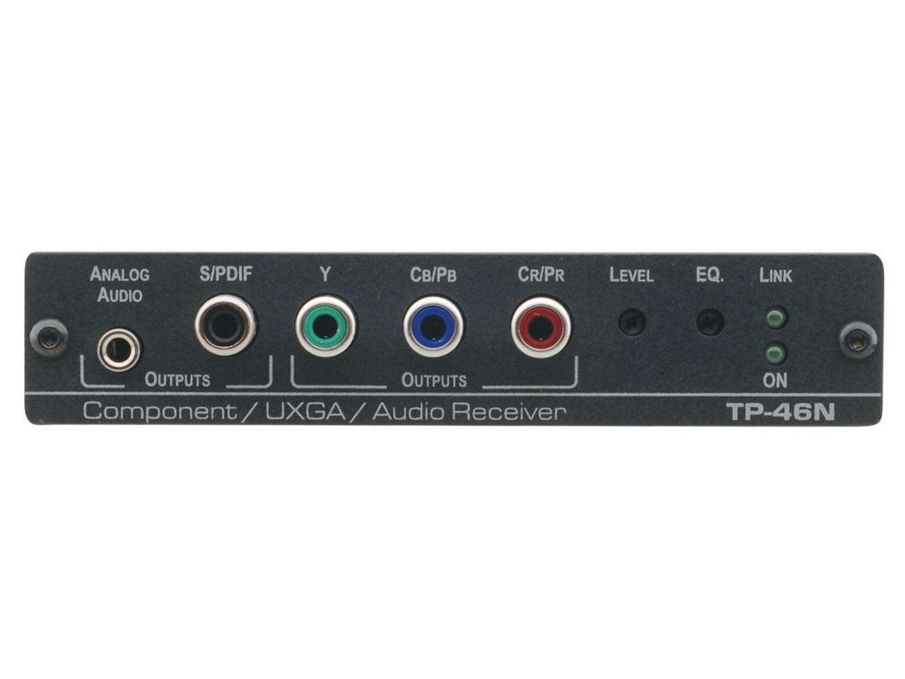 TP-46N Component Video or VGA  Audio over CAT5 Receiver by Kramer
