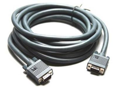C-GM/GF-50 15-Pin HD (M) to 15-Pin (F) Cable - 50ft by Kramer
