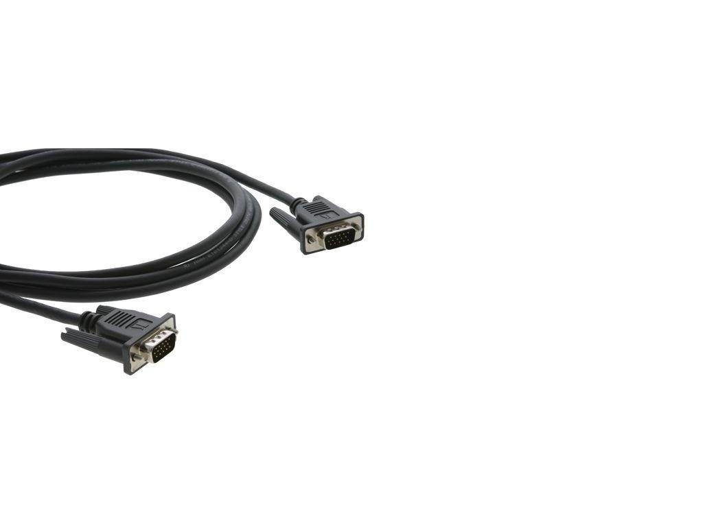 C-MGM/MGM-25 15-Pin HD (M) to 15-Pin (M) Micro VGA Cable - 25ft by Kramer