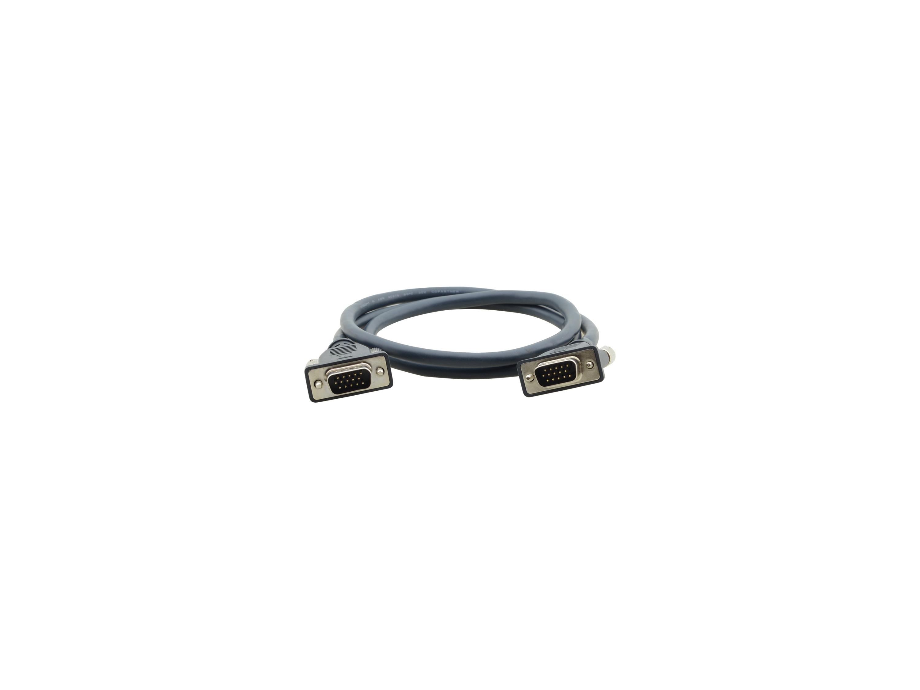 C-MGM/MGM-35 15-Pin HD (M) to 15-Pin (M) Micro VGA Cable - 35ft by Kramer