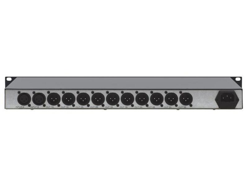 VM-1110xl 1x10 Balanced Mono Audio Distribution Amplifier by Kramer