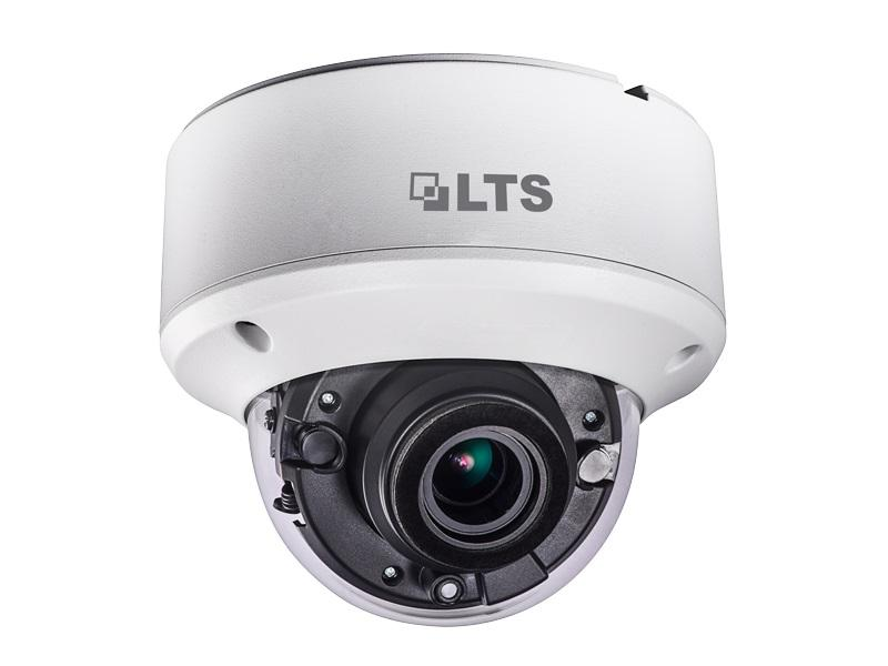 CMHD3553D-Z 5MP Platinum Starlight Motorized VF Vandal Dome HD-TVI Camera/2.8-12mm/IP67/Smart IR/12VDC/24VAC by LTS