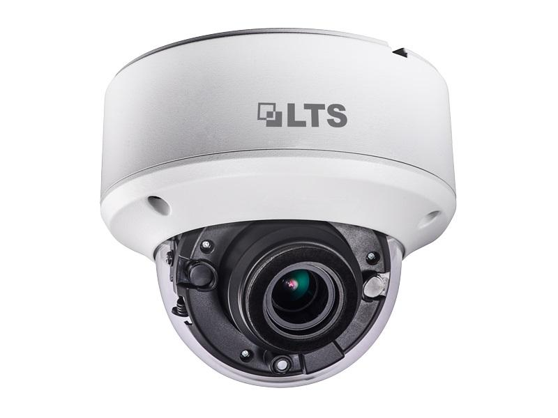CMHD3553DN-Z 5MP Platinum Motorized VF Vandal Dome HD-TVI Camera/2.8-12mm/3-Axis/12VDC/24VAC/IP67 by LTS
