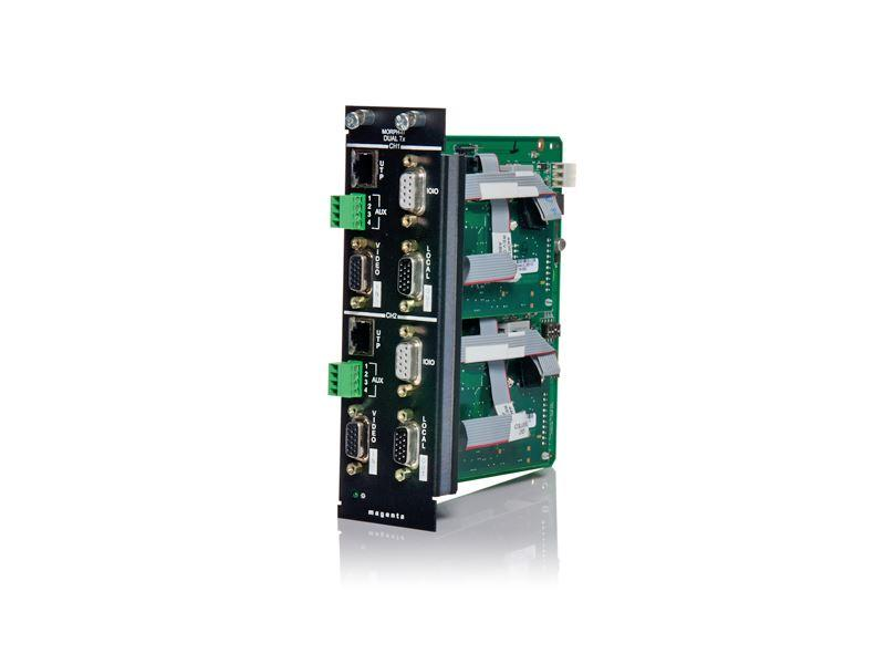 400R3871-02 Morph-It-SAP Dual Extender (Transmitter) Card/stereo/addressable by Magenta Research