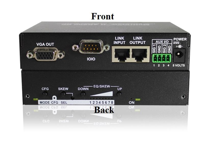 AK600DP-A MultiView II VGA RGBHV Extender (Receiver) by Magenta Research