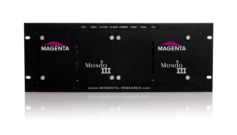 222R3001-32x32 Mondo Video Matrix Switcher III 32x32/2 frames/8U by Magenta Research