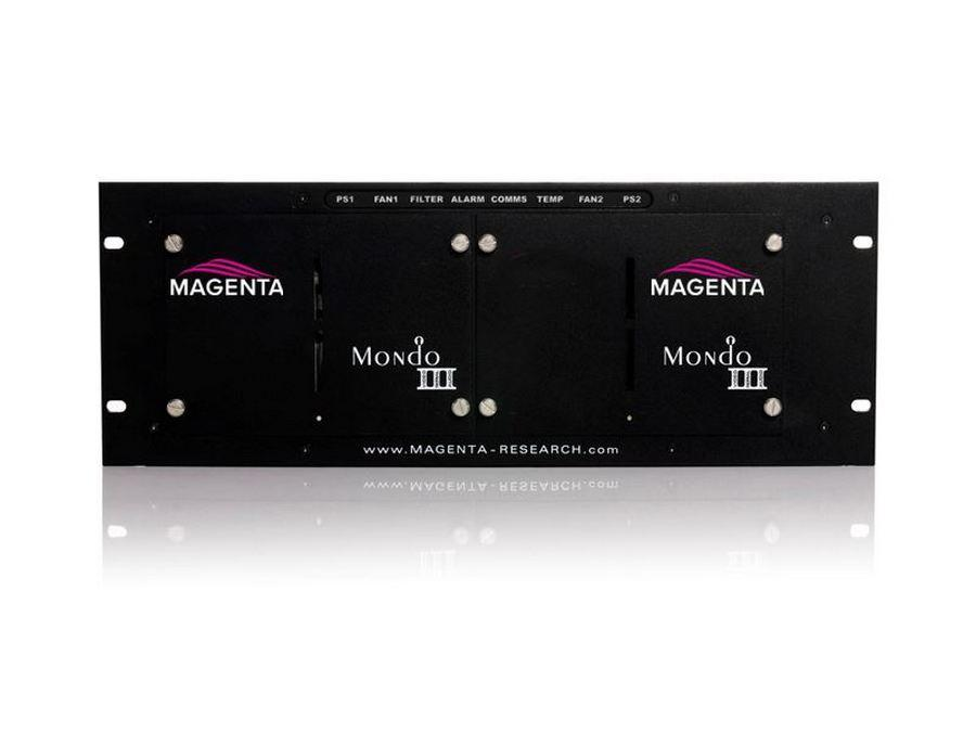 222R3001-48x16 Mondo Video Matrix Switcher III 48x16/1 frame/4U by Magenta Research