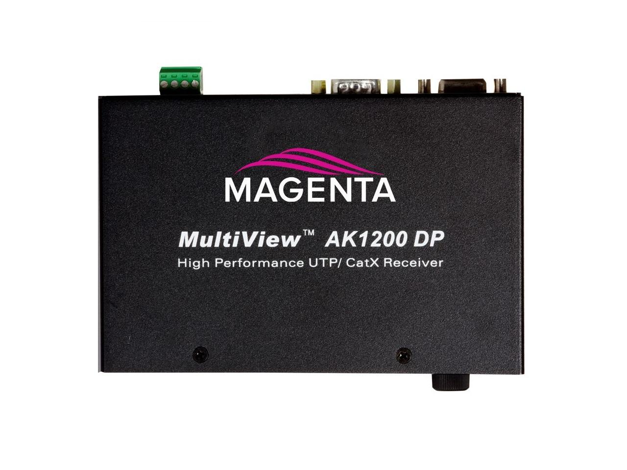 2620009-03 VGA/UTP 1200ft Extender (Receiver) with Audio by Magenta Research