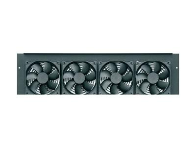 BGR-276FT BGR Series 4 Fan Top/276 CFM by Middle Atlantic