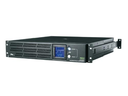 UPS-2200R-8IP UPS Rackmount Power/8 Outlet/2150VA/1650W w Individual Outlet/Web Enabled by Middle Atlantic