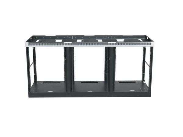 C5-FF27-1 C5 Series Furniture Frame/27 inch Deep/1 BAY by Middle Atlantic