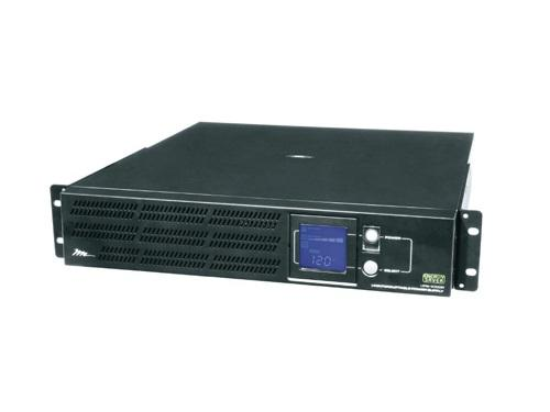 UPS-1000R-8 Premium Series UPS Rackmount Power/8 Outlet/1000VA/750W w Individual Outlet by Middle Atlantic