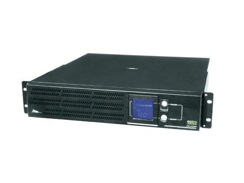 UPS-1000R-IP UPS Rackmount Power/8 Outlet/1000VA/750W/Web Enabled by Middle Atlantic