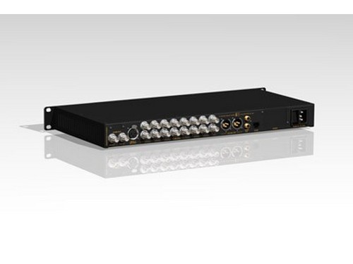 iD Redundant Multiple Audio Clock Processor Signal Distributor