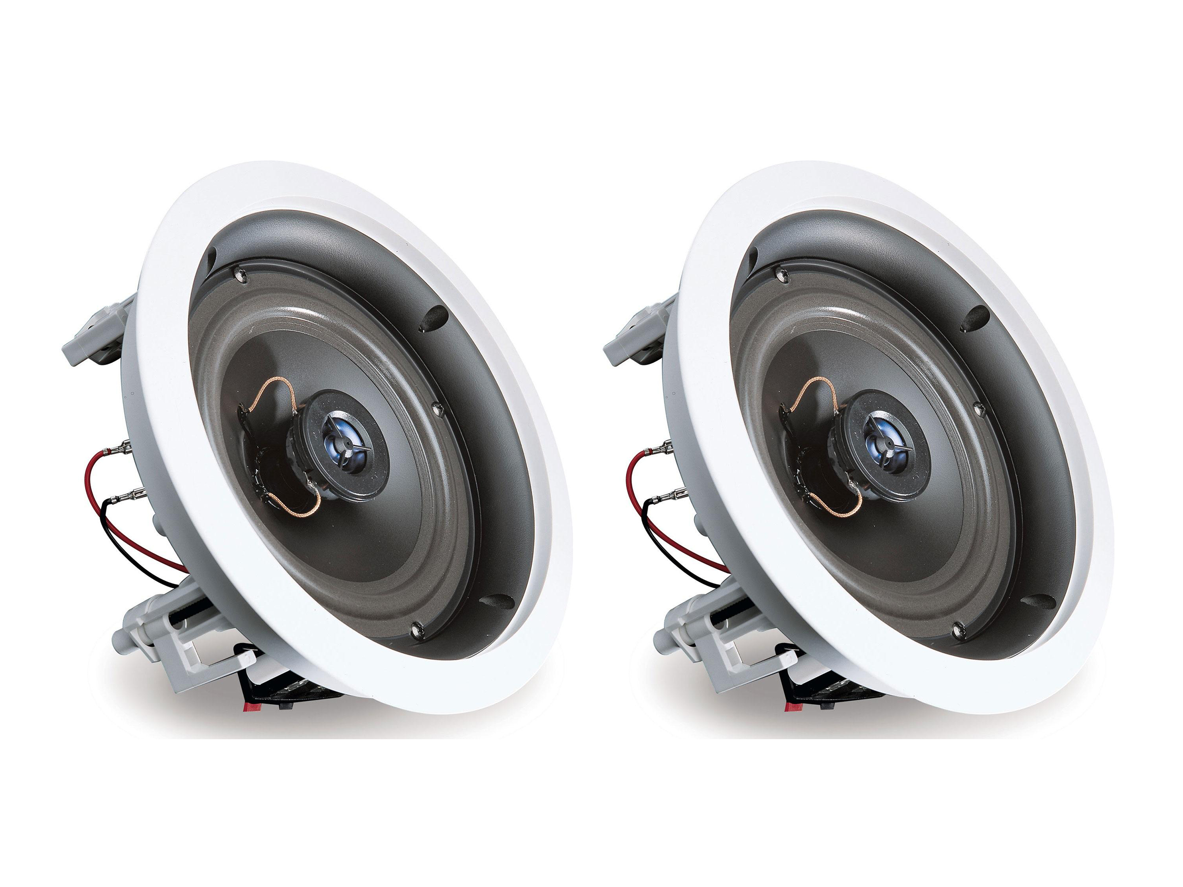 CC65 6-1/2 inch 2-Way Ceiling-Mount Contractor Grade Loudspeaker/Pair by Niles