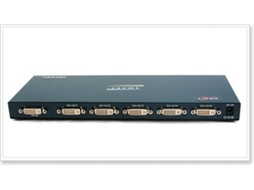 DMD-H105 1x5 DVI Splitter HD 1080p/WUXGA 1.65 Gbps/ Single link by Ophit