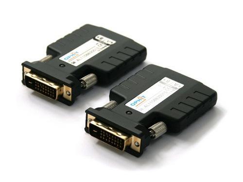 DQSP DVI Dual Link Extender 300m (1000 ft) 3840x2400   auto EDID by Ophit